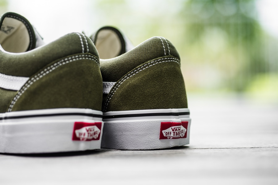 Basket Vans Old Skool Winter Moss (1)