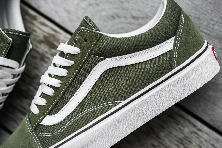 Basket Vans Old Skool Winter Moss (2)