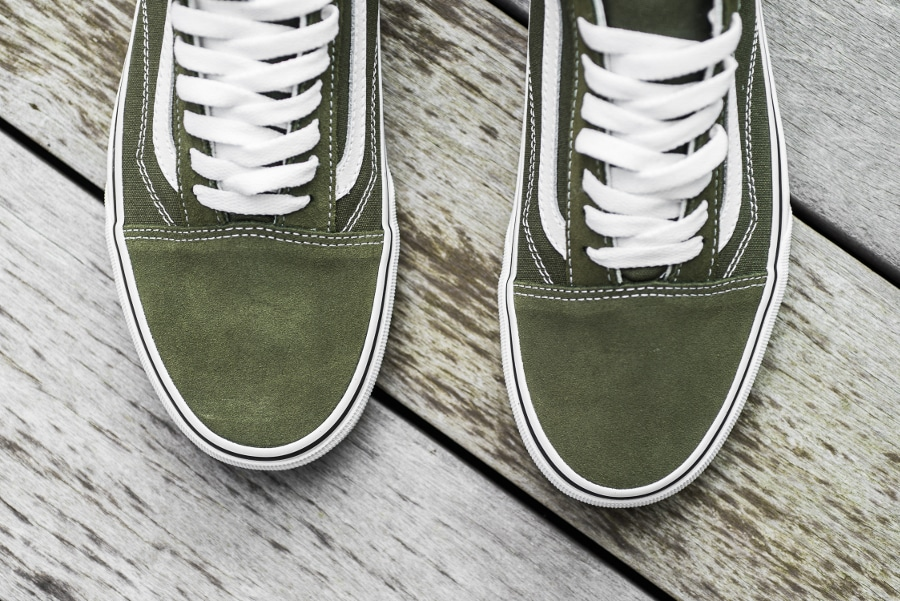 Basket Vans Old Skool Winter Moss (3)