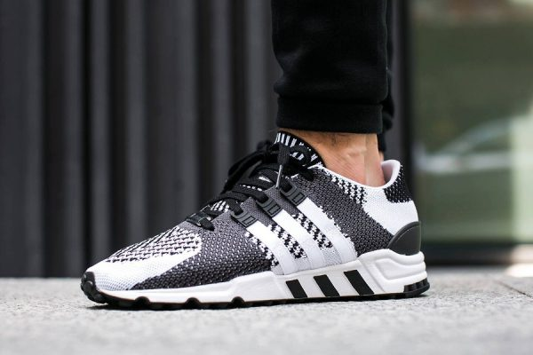 Adidas Equipment Support RF Primeknit 'Black White'
