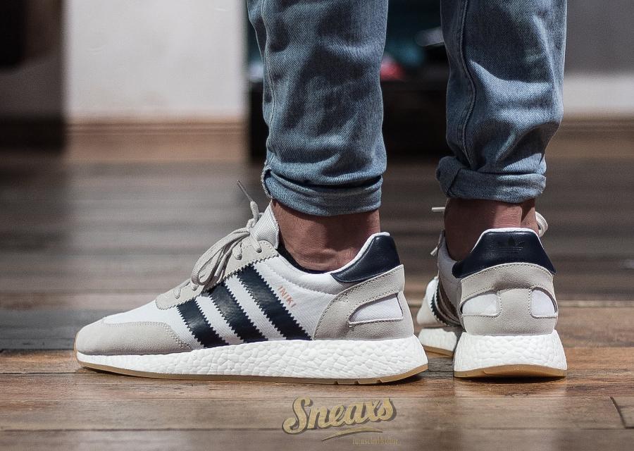 Adidas Iniki Runner Boost Blanche Gomme : où l'acheter ?