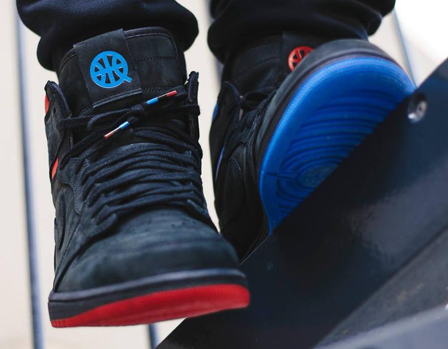 Chaussure Air Jordan 1 Quai 54 Retro High OG Q54 (3)