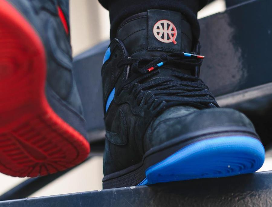 Chaussure Air Jordan 1 Quai 54 Retro High OG Q54 (5)