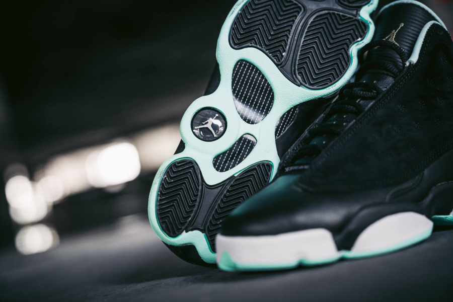 Chaussure Air Jordan 13 Retro GS Mint Foam (1)