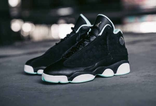 Chaussure Air Jordan 13 Retro GS Mint Foam (2)
