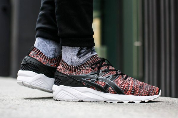 Chaussure Asics Gel-Kayano Trainer Knit Space Dye Multicolor