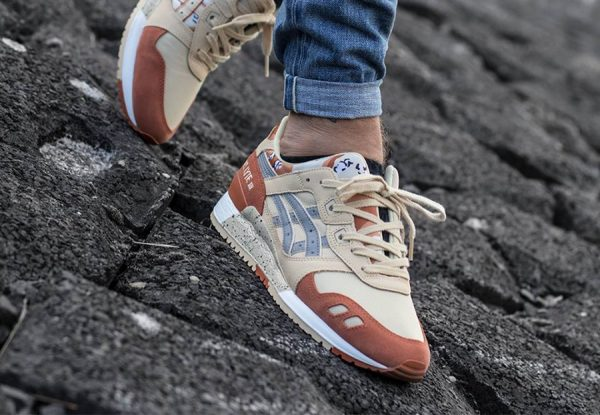 asics baskets gel lyte iii