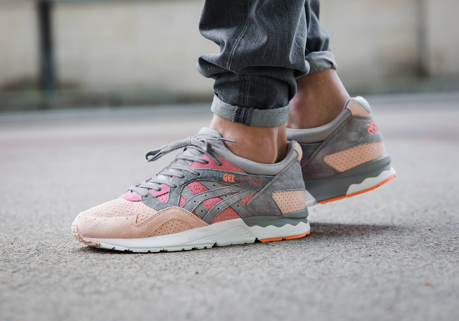 Asics Gel Lyte V 'Mauve Wood'