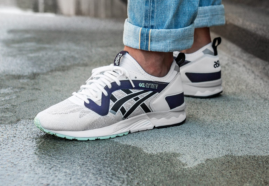 Chaussure Asics Gel Lyte V NS No Sew OG Purple (1)