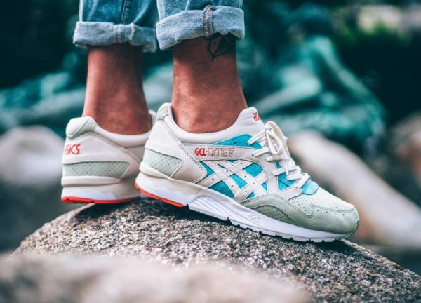 Asics Gel Lyte V 'Reef Waters' (Pastel Pack)