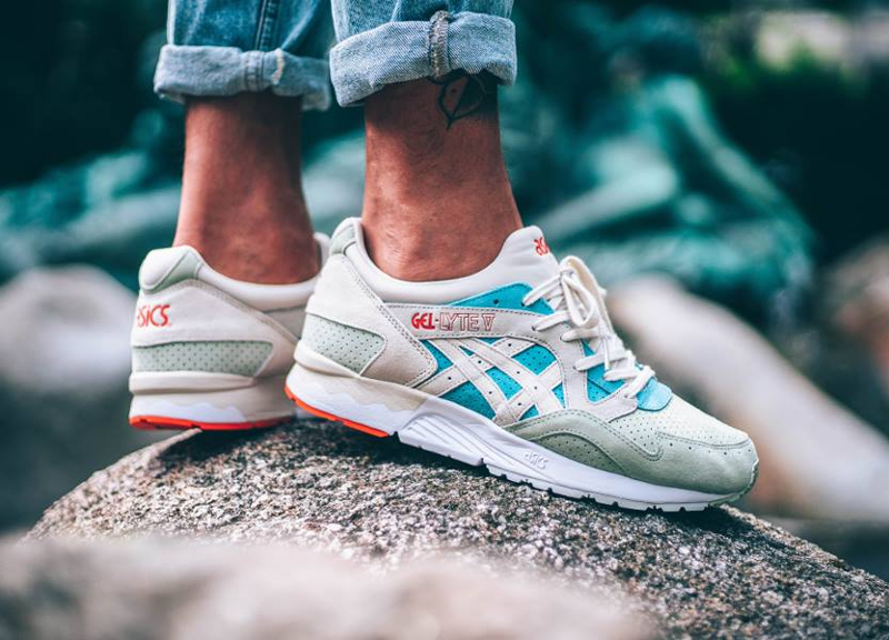Asics Gel Lyte V Pastels 'Reef Waters'