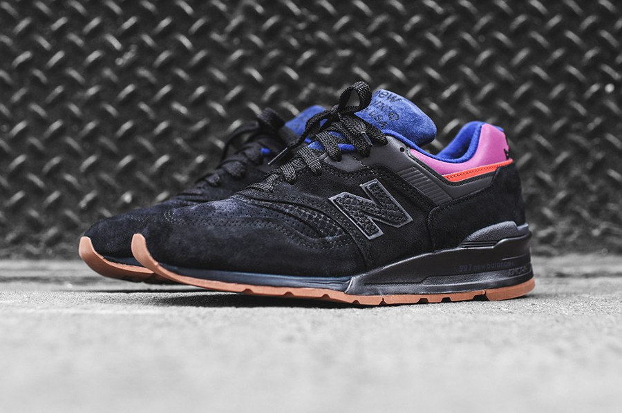 New Balance M 997 'Black Magnet' (made in USA)