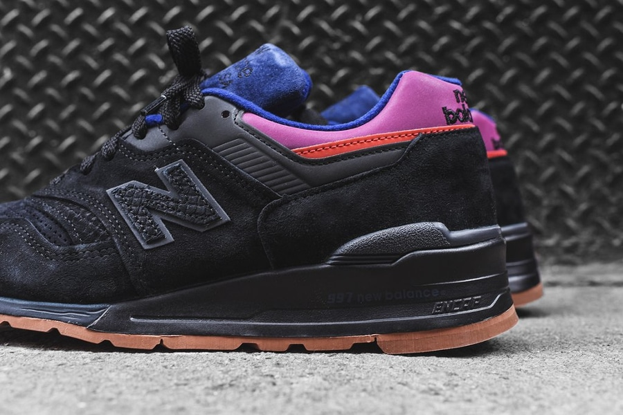 Chaussure New Balance 997 Black Magnet (made in USA) (4)