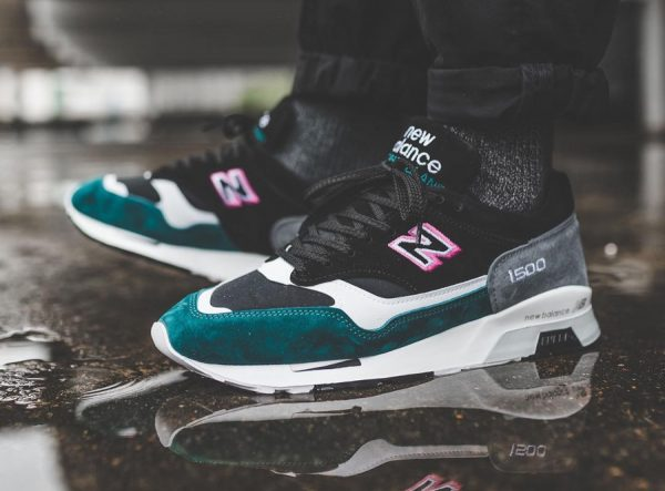 Le pack New Balance 1500 'Flamingo' (Made in England)