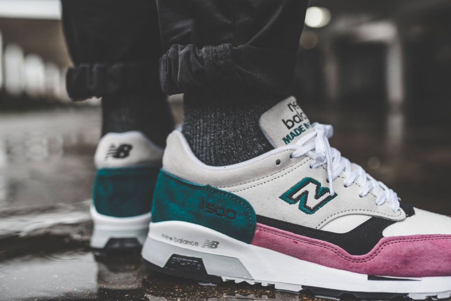 Chaussure New Balance M1500PFT Flamingo Pack (5-1)