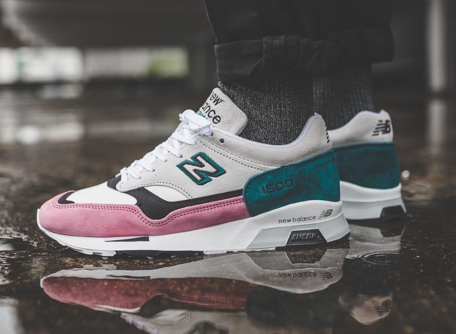 Chaussure New Balance M1500PFT Flamingo Pack (7)