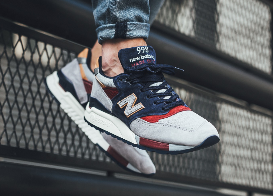 New Balance M 998 'Desert Heat' (made in USA)