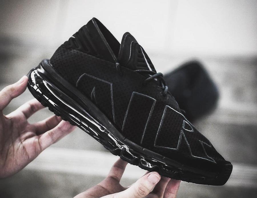 Chaussure Nike Air Max Flair Black (4)