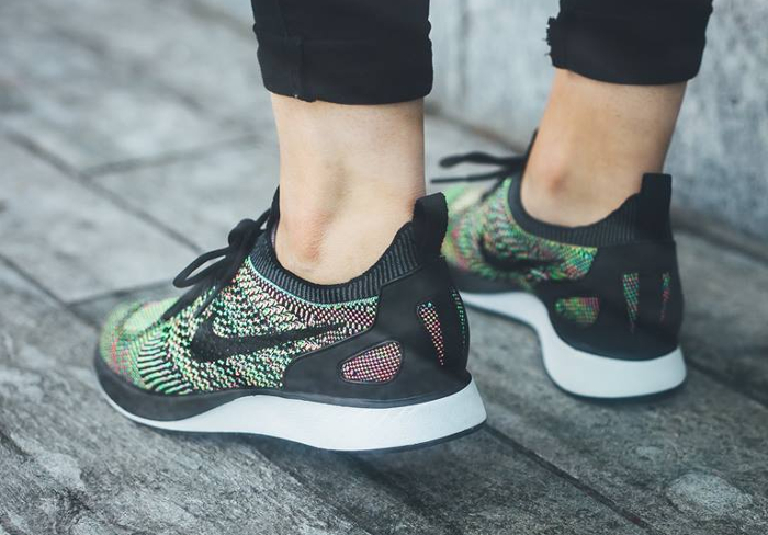 Nike Air Mariah Flyknit Racer 'Multicolor' : où l'acheter ?