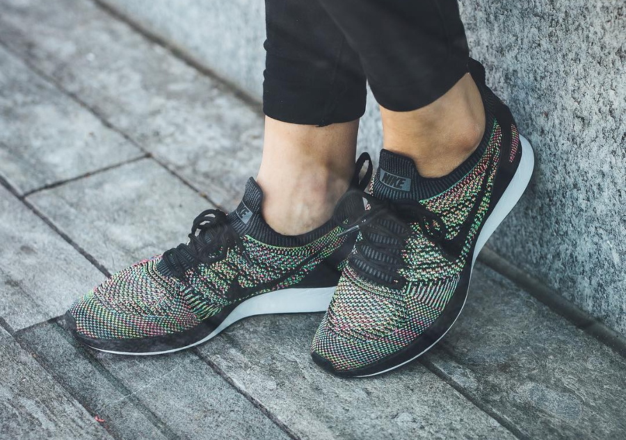 the latest 45ca7 3149c Chaussure Nike Air Zoom Mariah Flyknit Racer Multicolor (3)