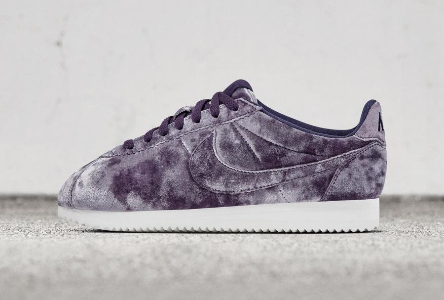 Chaussure Nike Cortez LX femme Velvet Violette Deep Purple (1)