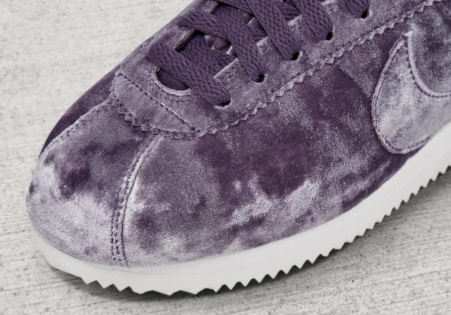 Chaussure Nike Cortez LX femme Velvet Violette Deep Purple (3)