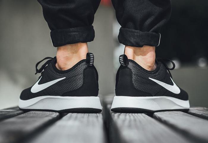 Chaussure Nike Dualtone Racer Black Noire (homme) (2)
