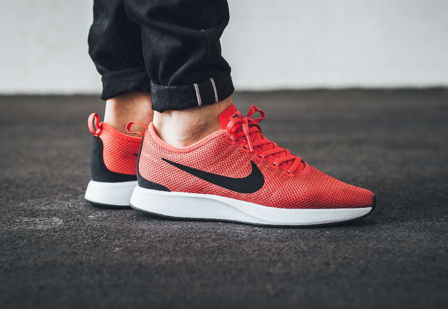 Chaussure Nike Dualtone Racer Track Red (1)