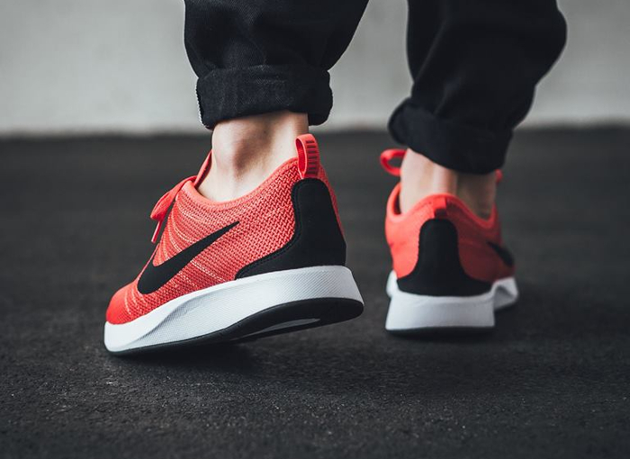 Chaussure Nike Dualtone Racer Track Red (2)