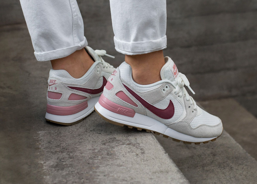 Chaussure Nike Wmns Air Pegasus 89 Red Stardust (4)