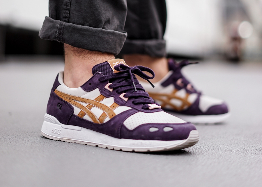 Patta x Asics Gel Lyte OG 'Ginger Honey'