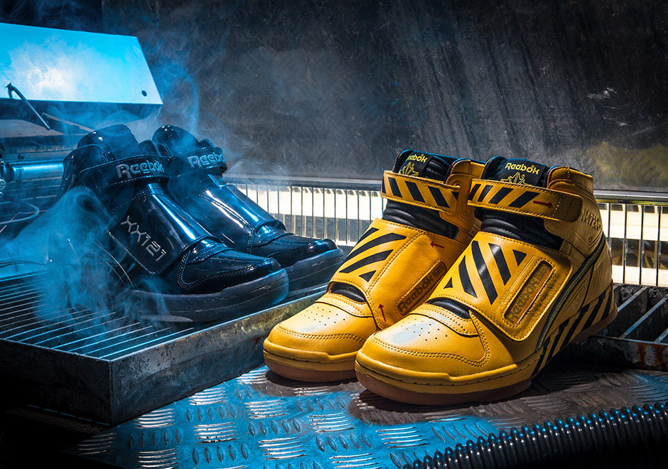Reebok Alien Stomper 'Final Battle Double Pack'