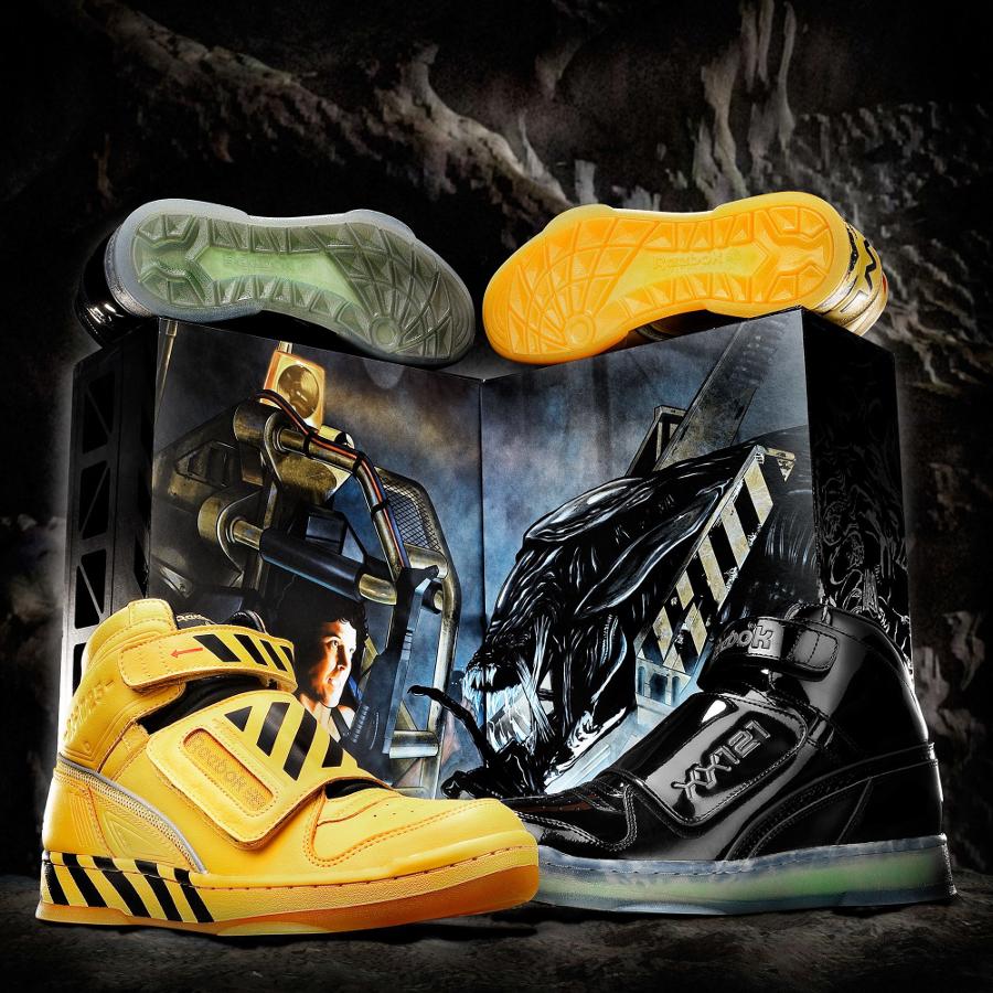 Chaussure Reebok Alien Stomper Final Battle Double Pack