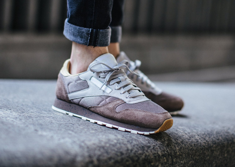 Reebok Classic Leather Urban Descent 'Sand Stone'
