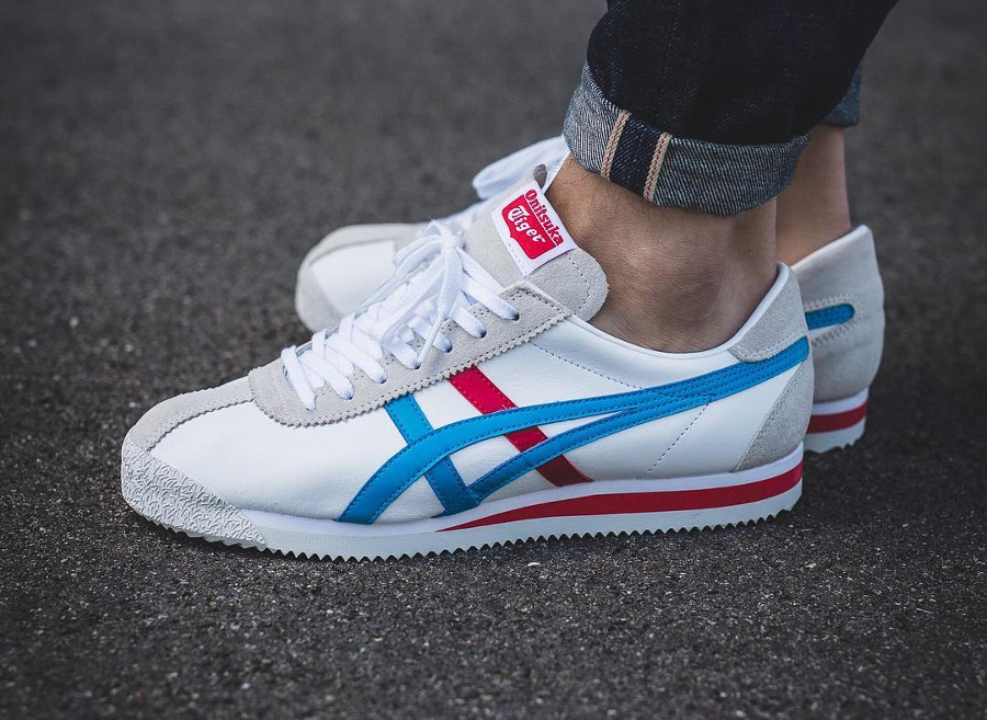 Onitsuka Tiger Corsair 'Island Blue'