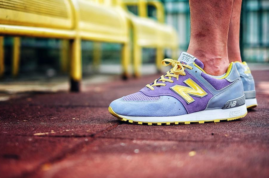 New Balance 576 SKeletor - @arming009