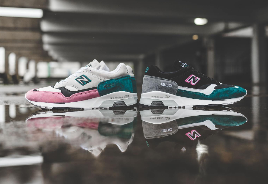 New Balance M1500 Flamingo Pack Made in Englan