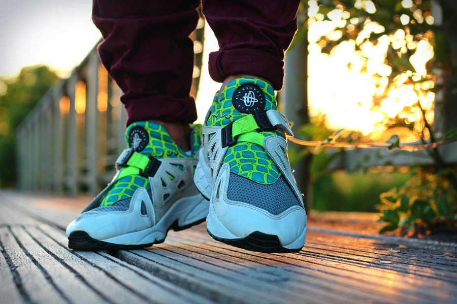 Nike Air Huarache Plus 1993 - @sneakersian