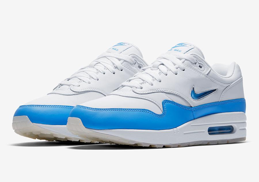 Nike Air Max 1 SC Jewel University Blue