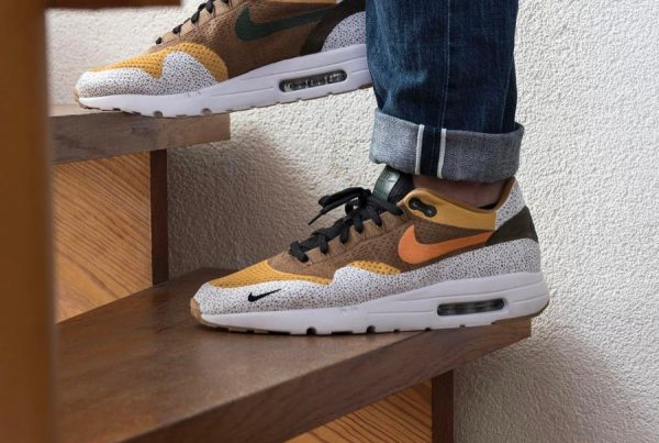 Nike Air Max 1 Ultra Flyknit 'Atmos Safari'