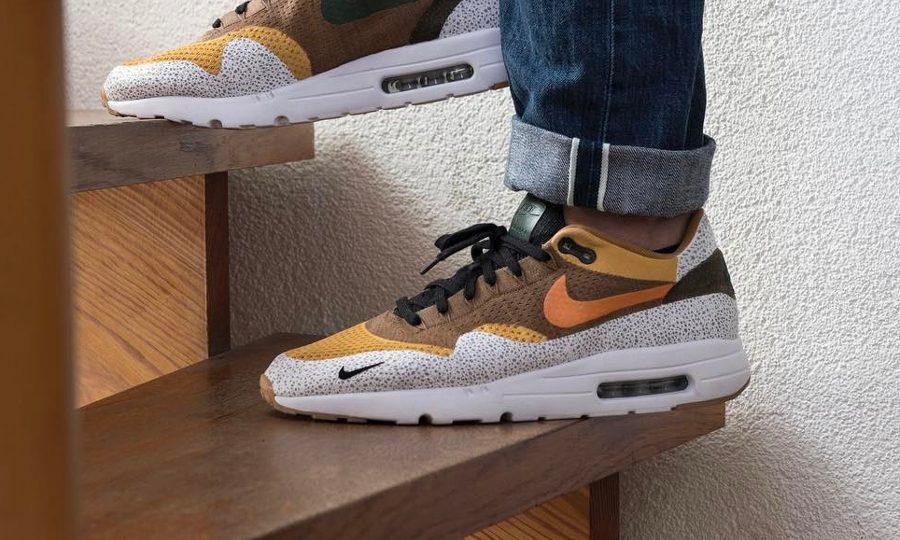 Nike Air Max 1 Ultra Flyknit Atmos Safari sneakers_and_bonsai (4)