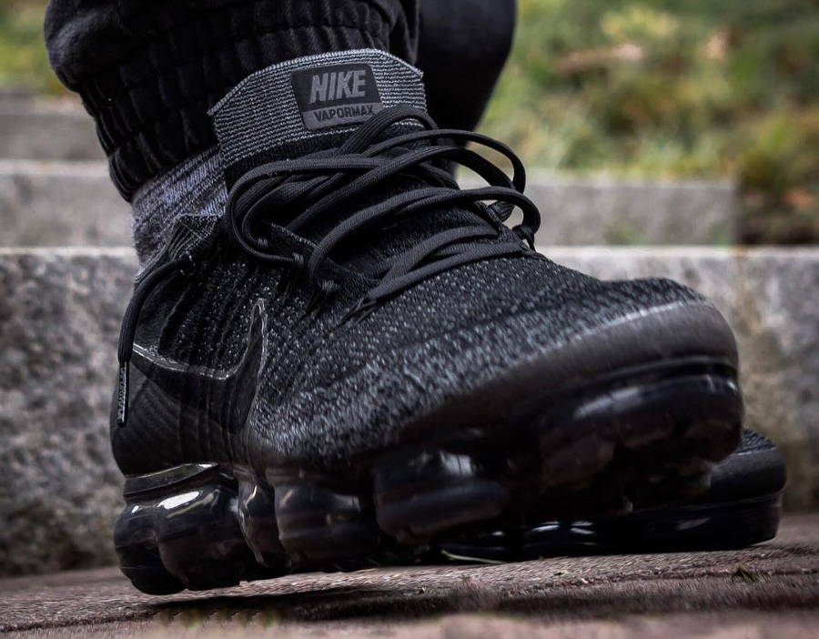 Nike Air Vapormax 'Black Anthracite'