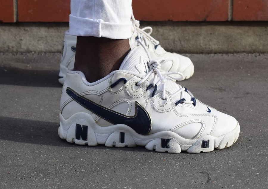 Nike Barrage Leather 1996 - @sneakers_biis