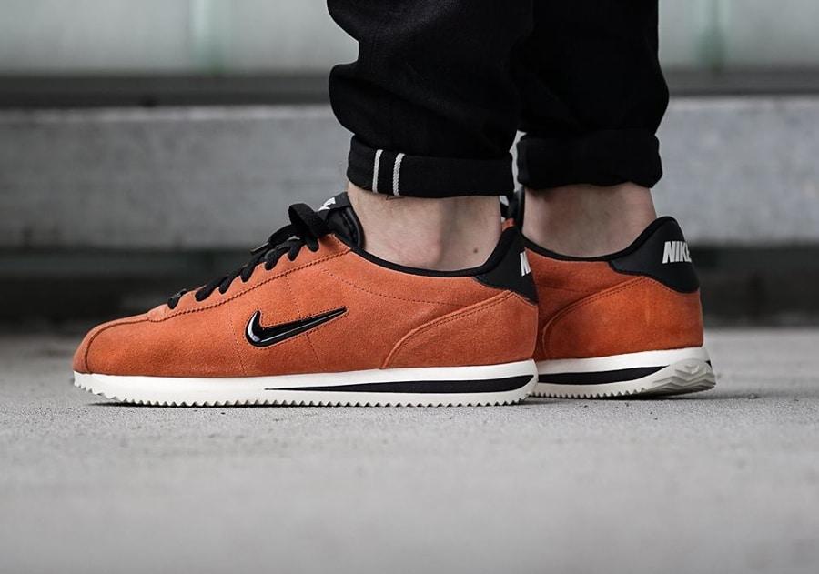 Nike Cortez Jewel Dusty Peach pas cher