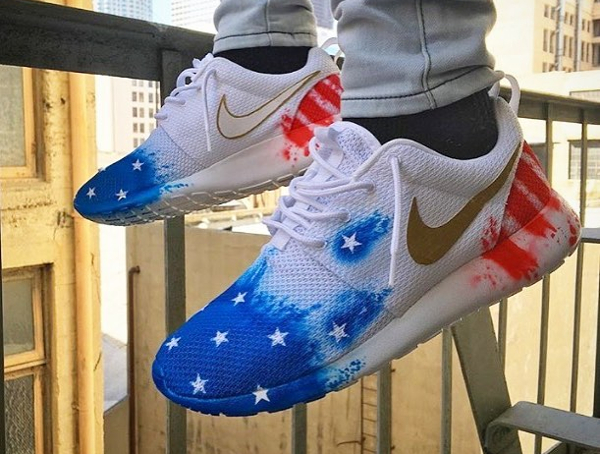 Nike Roshe One 4th July