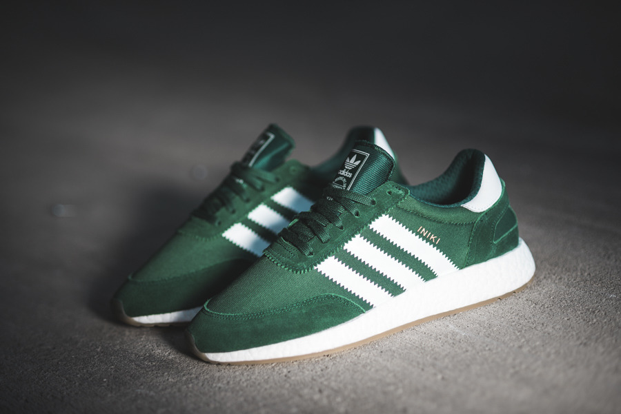 Adidas Iniki Runner 'Collegiate Green'