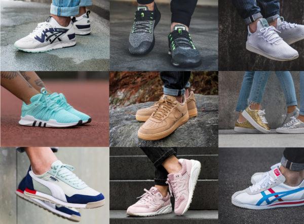 16 sneakers à prix réduits (soldes hiver 2018)
