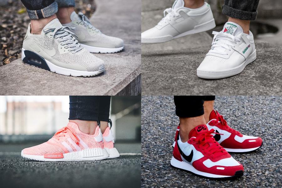 5 sneakers en promotion (19/08/2017)
