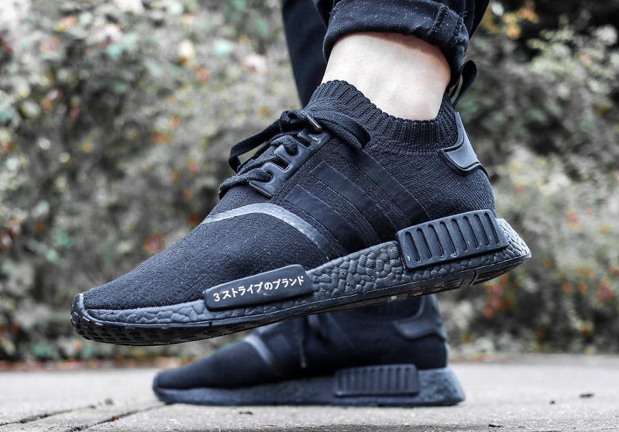 Adidas NMD R1 PK Japan Boost Triple Black - @cedric_castex