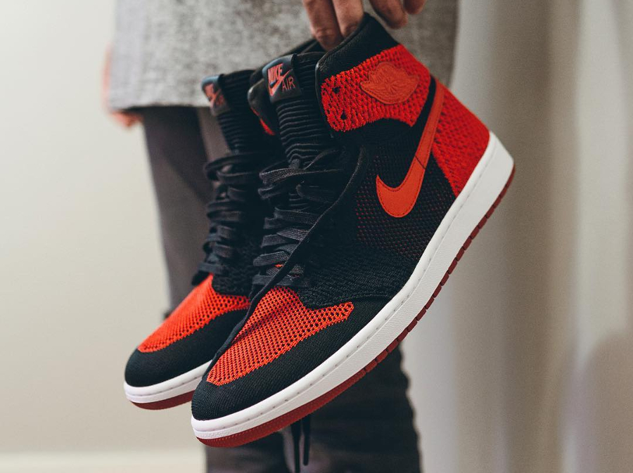 Air Jordan 1 High Flyknit Banned